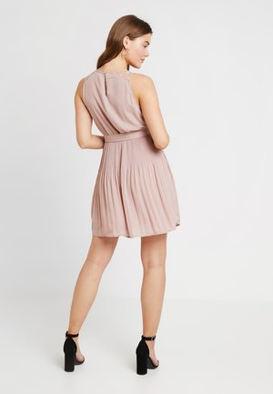 ONLCAROLINA DRESS - Blousejurk - adobe rose