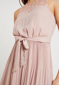 ONLY - ONLCAROLINA DRESS - Blousejurk - adobe rose - 4