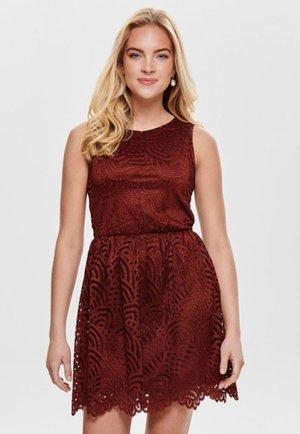 ONLEDITH DRESS - Cocktailklänning - red