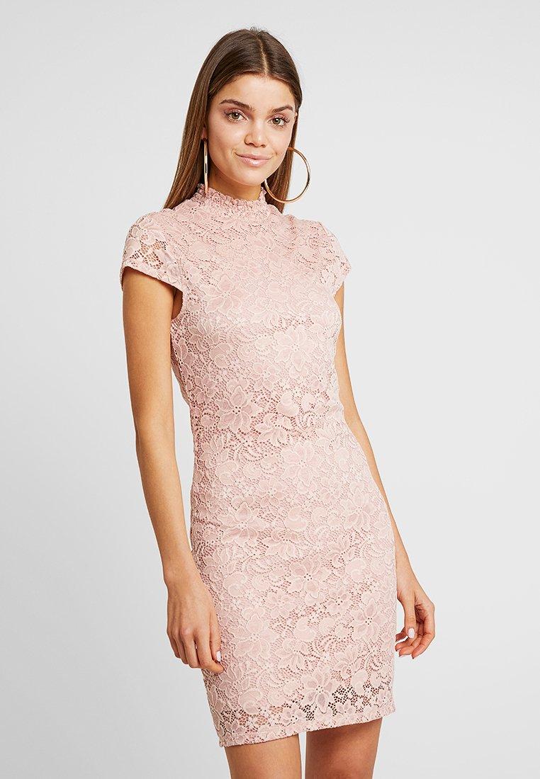 ONLY - ONLALBA BODYCON DRESS - Cocktail dress / Party dress - misty rose