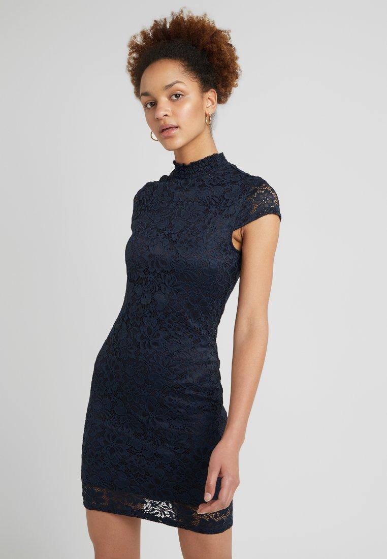 ONLY - ONLALBA BODYCON DRESS - Cocktail dress / Party dress - night sky