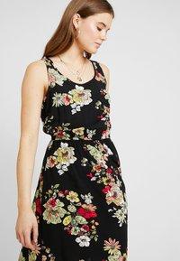 ONLY - ONLNOVA SARA DRESS - Korte jurk - black - 3