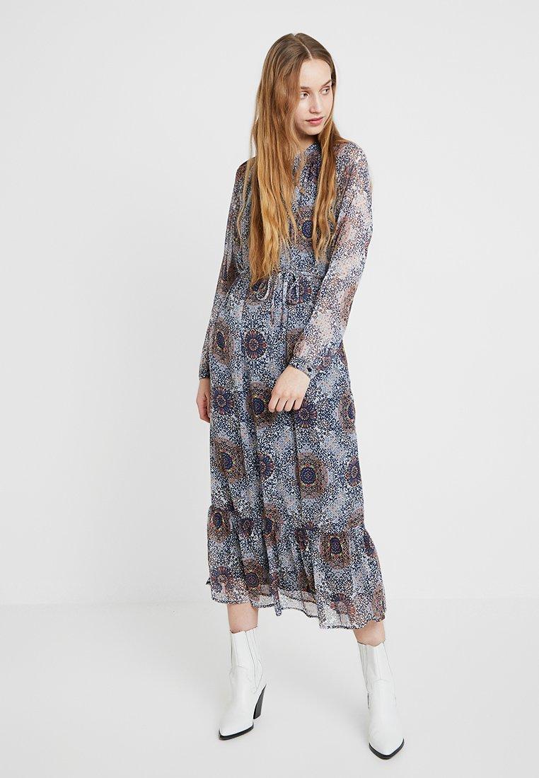 ONLY - ONLMAY MIDI DRESS - Długa sukienka - pumice stone/resort mandala
