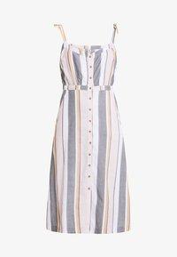 ONLY - ONLVIDA STRIPED DRESS - Blusenkleid - cameo rose - 4