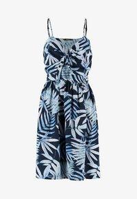 ONLY - ONLAMALIA STRAP DRESS - Day dress - insignia blue/summer tropic - 5