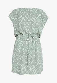 ONLY - ONLMARIANA MYRINA DRESS - Kjole - chinois green - 5