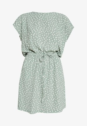 ONLMARIANA MYRINA DRESS - Korte jurk - chinois green
