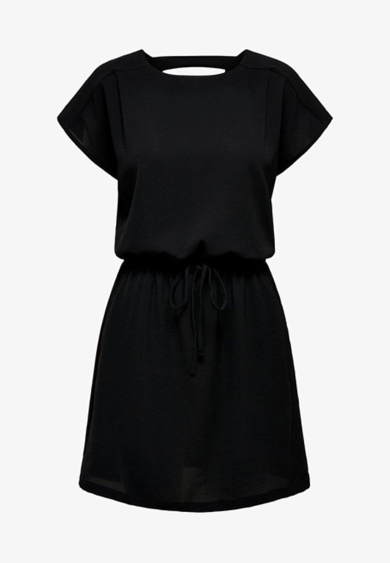 ONLY ONLMARIANA MYRINA DRESS - Kjole - black