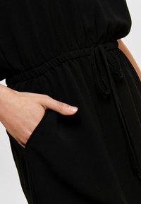 ONLY - ONLMARIANA MYRINA DRESS - Day dress - black - 4