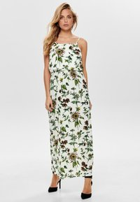 ONLY - ONLWINNER - Maxi-jurk - cloud dancer - 0