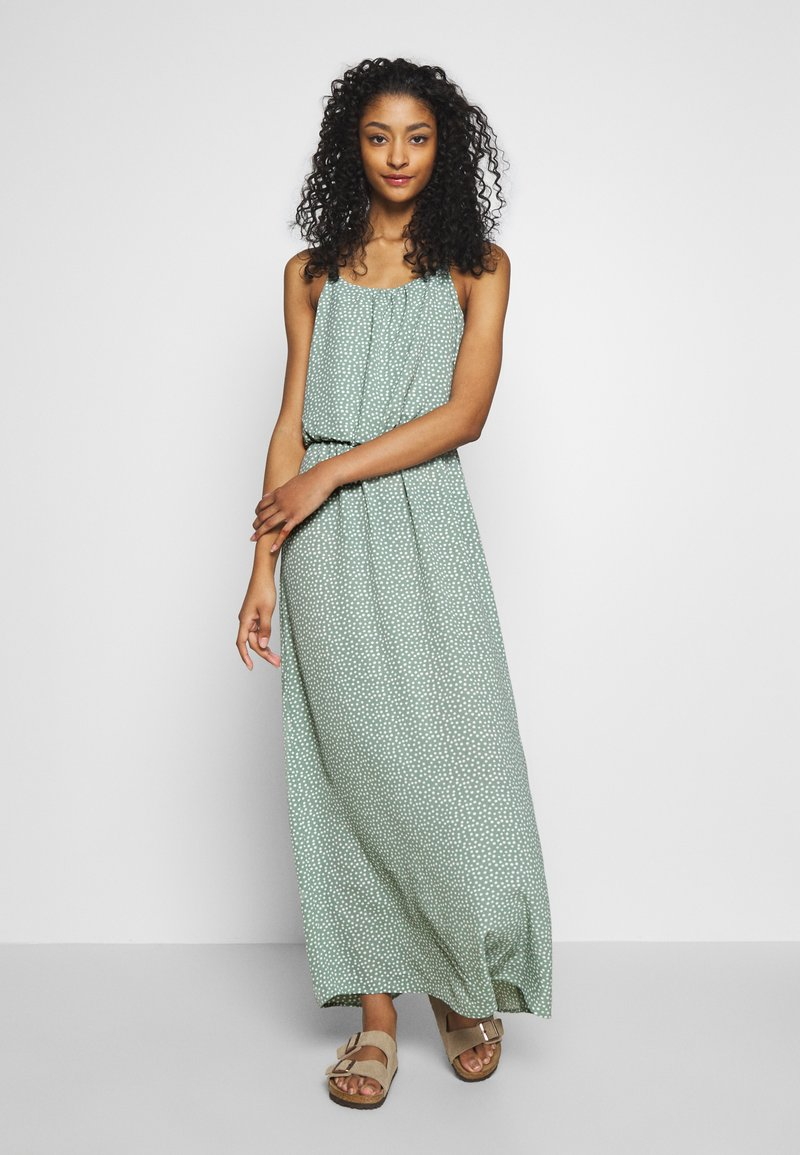 ONLY - ONLWINNER - Maxi šaty - chinois green
