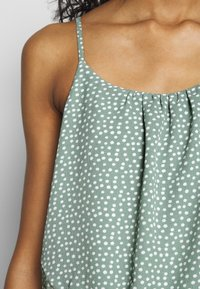 ONLY - ONLWINNER - Maxi-jurk - chinois green - 5