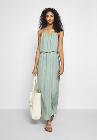 ONLY - ONLWINNER - Maxi-jurk - chinois green - 1