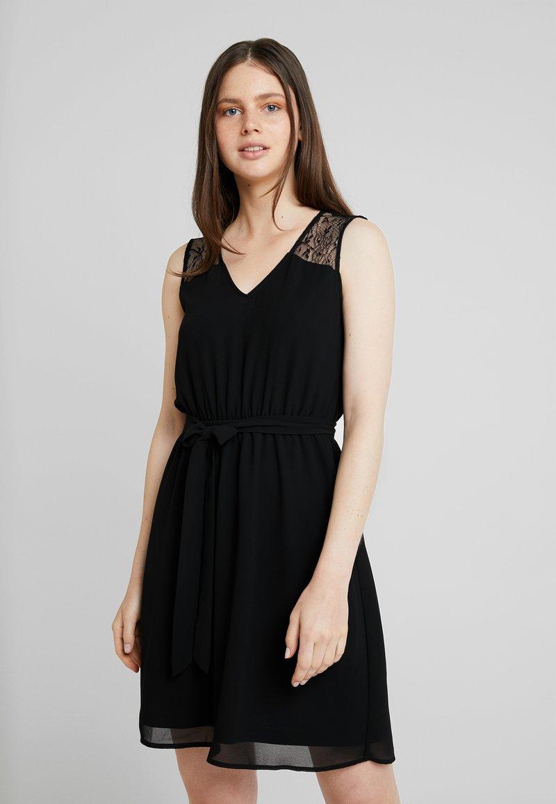 ONLY - ONLARIANA DRESS - Freizeitkleid - black