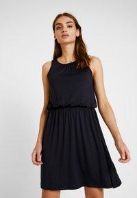 ONLY - ONLADELA DRESS - Jerseykleid - night sky - 0
