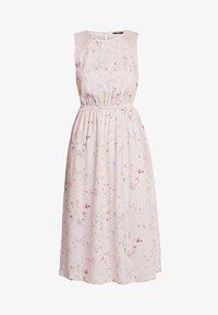 ONLY - ONLBUTTERFLY DRESS - Maxi dress - rose smoke - 4