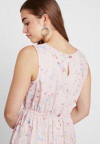 ONLY - ONLBUTTERFLY DRESS - Maxi dress - rose smoke - 5