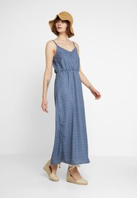 ONLY - ONLDIANA STRAP DRESS - Maxikjole - blue horizon - 1