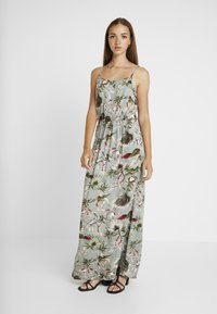 ONLY - ONLSALLY DRESS - Vestido largo - balsam green - 0