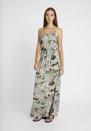 ONLSALLY DRESS - Vestito lungo - balsam green