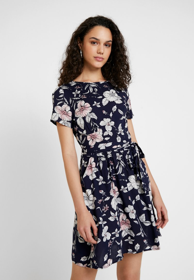 ONLY - ONLSALLY DRESS - Freizeitkleid - night sky