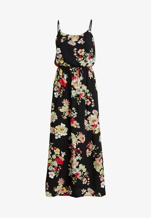 ONLNOVA STRAP DRESS - Długa sukienka - black