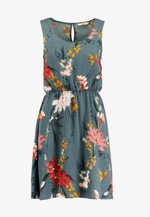 ONLELEONORA  DRESS - Robe d'été - balsam green