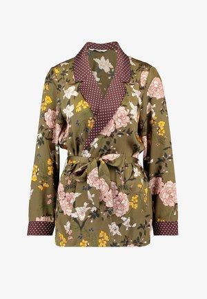 ONLELAINE LOOSE - Short coat - khaki