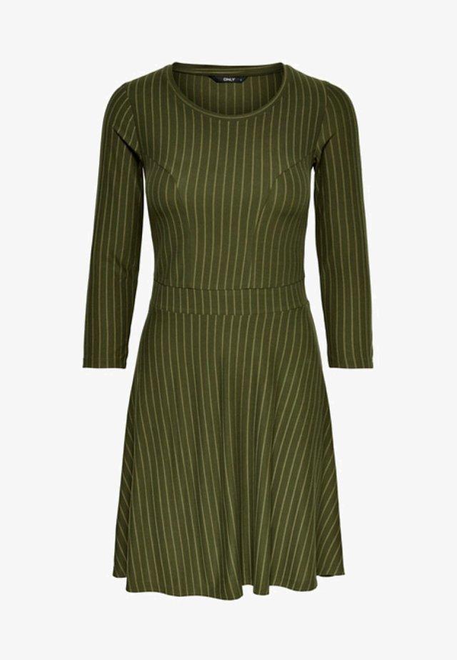 Vestido ligero - khaki