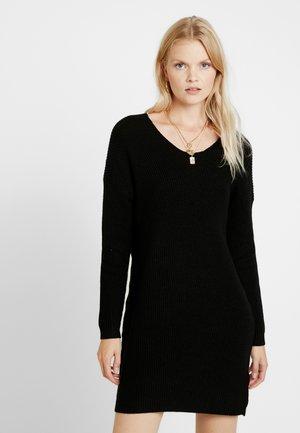 ONLCATHLENE DRESS - Jumper dress - black