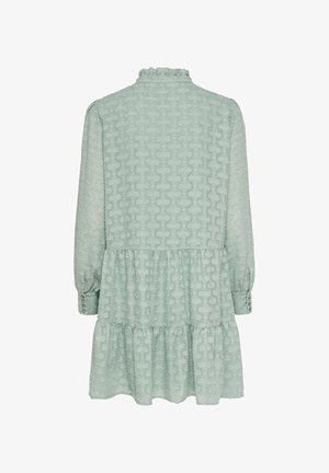Shirt dress - jadeite
