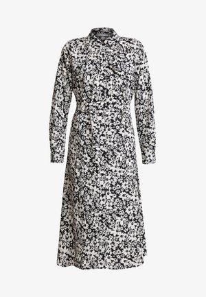 ONLOPHELIA DRESS - Blousejurk - white/black