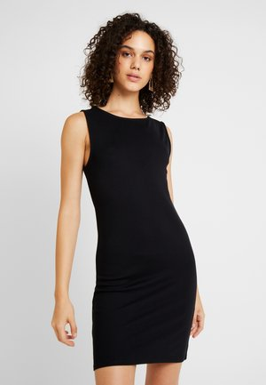 ONLKATARINA DRESS - Pouzdrové šaty - black