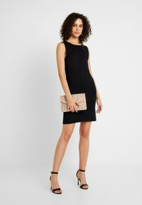 ONLY - ONLKATARINA DRESS - Etui-jurk - black - 1