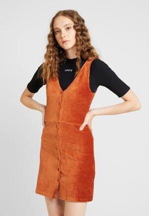 ONLFENJA - Sukienka letnia - ginger bread