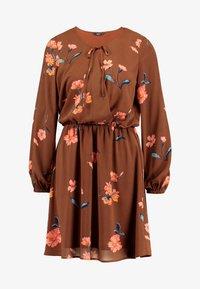 ONLY - ONLFRANCIS DRESS - Day dress - cappuccino - 3