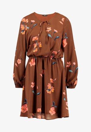 ONLFRANCIS DRESS - Robe d'été - cappuccino
