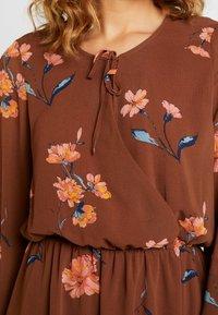 ONLY - ONLFRANCIS DRESS - Day dress - cappuccino - 4