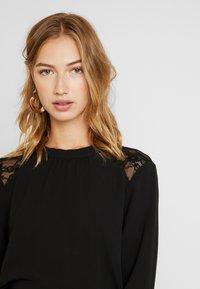 ONLY - ONLMILA BELT DRESS - Robe d'été - black - 4