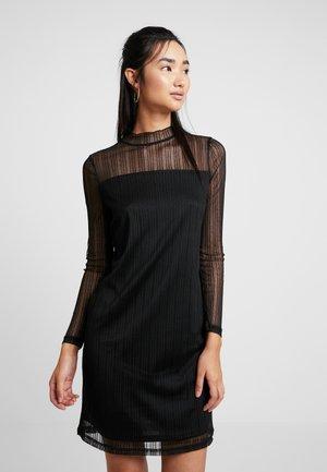 ONLIDA HIGHNECK DRESS - Korte jurk - black