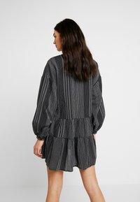 ONLY - ATHENA - Robe d'été - black/white - 2