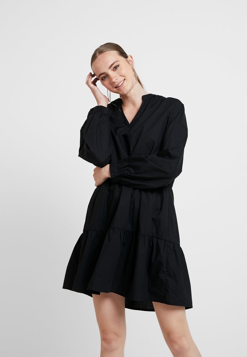 ONLY - ONLMAGGIE DRESS - Kjole - black