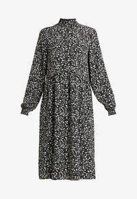 ONLY - ONLMOLLY MONO DRESS - Hverdagskjoler - black - 5