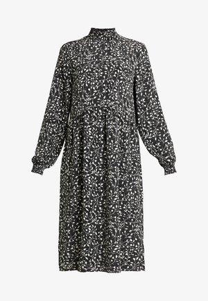 ONLMOLLY MONO DRESS - Day dress - black