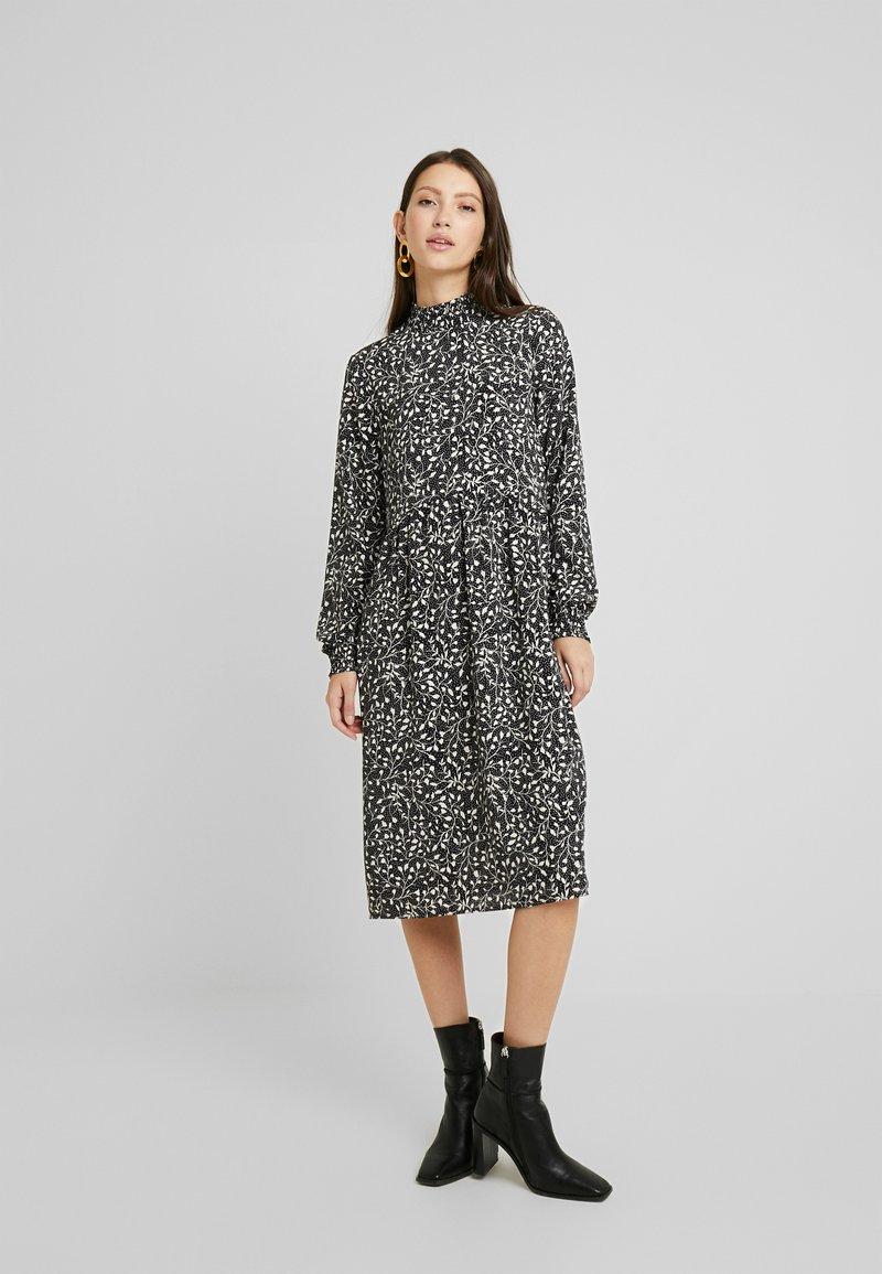 ONLY - ONLMOLLY MONO DRESS - Robe d'été - black