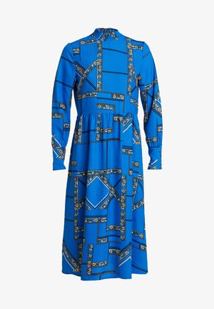 ONLSANANTHA MIDI DRESS - Kjole - princess blue