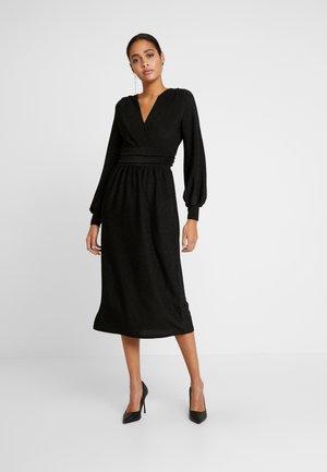ONLBECCA - Robe de soirée - black/glitter