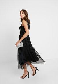 ONLY - ONLDEP DRESS - Sukienka koktajlowa - black - 2