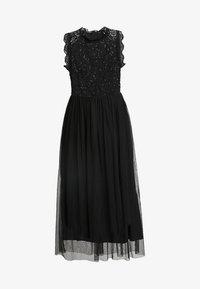 ONLY - ONLDEP DRESS - Sukienka koktajlowa - black - 4