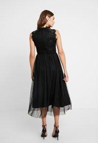 ONLY - ONLDEP DRESS - Sukienka koktajlowa - black - 3